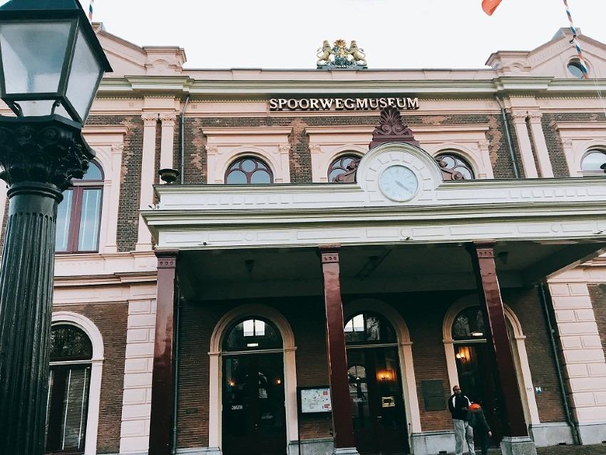 ユトレヒト鉄道博物館 Spoorwegmuseum